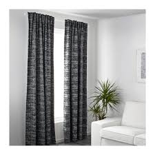 Ikea Blackout Curtains Solidaster Blackout Curtains 1 Pair Ikea