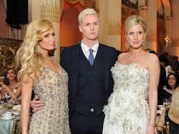 What Happened To Paris Hilton - barron hilton brother of paris and nicky becomes engaged to