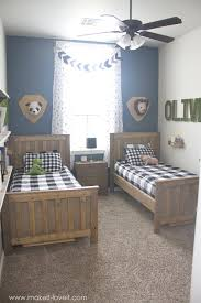 ideas for a shared boys bedroom yay all done make it and