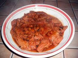 cuisiner les tripes recette de tripes à la tomate à la mijoteuse