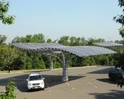 solar panel parking lot lights top 5 reasons for parking lots to install solar panels