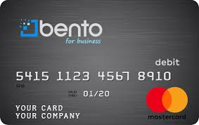 prepaid gas card gas cards and fuel cards how bento business prepaid debit cards