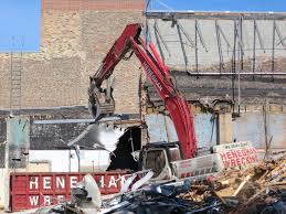 demolition of the former harpo studios building closes a chapter