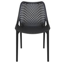 Black Patio Chair Black Patio Dining Chairs You Ll Wayfair
