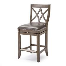 have to have it belham living mason swivel leather counter stool belham living mason swivel leather counter stool grey 229 99