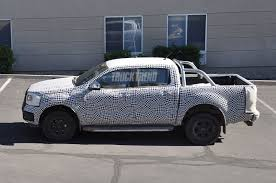 ford ranger image spied 2019 ford ranger and 2020 ford bronco mule
