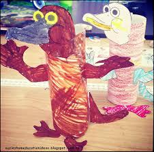 suzie u0027s home education ideas 9 australian animal crafts