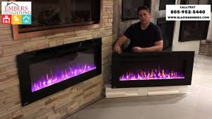 allure series vs allure phantom series napoleon electric fireplace
