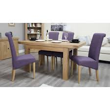 chunky small extending dining table furniture and mirror