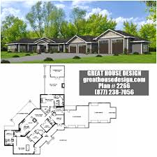 expansive luxury rancher plan 2266 toll free 877 238 7056