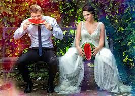 wedding photo with dirty minds in secret lol trashy