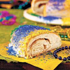 king cake for mardi gras traditional king cake recipe myrecipes