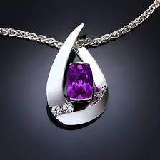 purple gemstone necklace images 73 best amethyst christian 39 s birthstone images jpg