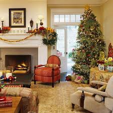 decorate home for christmas uncategorized cool how to decorate your living room for