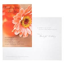 birthday boxed greeting cards 12 count with embossed envelopes