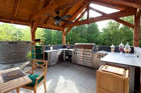 timber outdoor kitchen designs kitchen decor design ideas