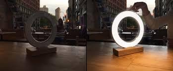 halos minimal wireless portable lamp