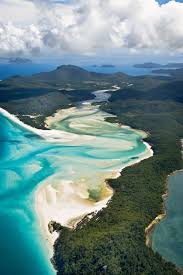 the best beaches in the world east coast west coast and shark