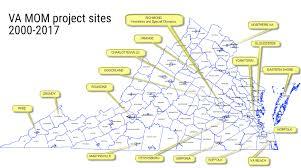 Map Of Charlottesville Va Mission Of Mercy Vdaf