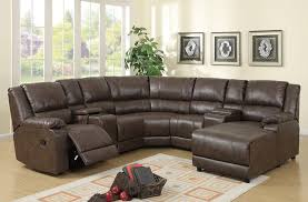 Sectional Sofa With Recliner Photo Of Sectional Couches With Recliners