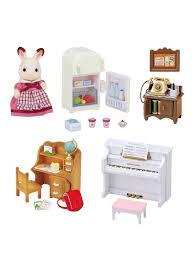buy sylvanian families classic furniture set