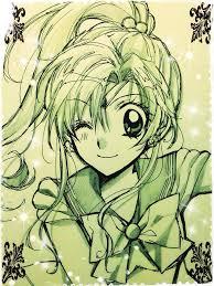 crunchyroll manga artist arina tanemura sketches