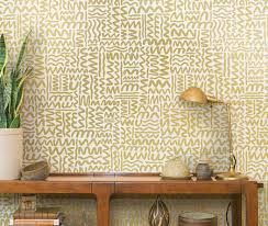 home wallpaper designs a graphic new wallpaper design by portland based juju papers