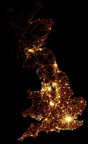 Light Pollution Map Usa by 431 Best Cartes Images On Pinterest Cartography City Maps And