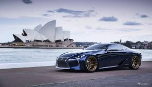 bronze lexus lexus lc 500 brixton forged wheels