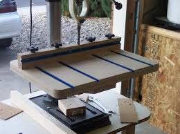 Diy Drill Press Table by Projects