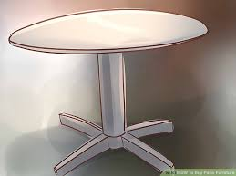 how to buy patio furniture with pictures wikihow