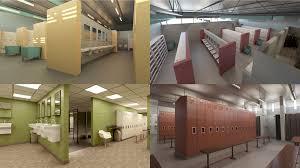 locker room renderings william a kibbe u0026 associates inc