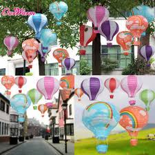 online get cheap paper air balloon decor kids aliexpress com
