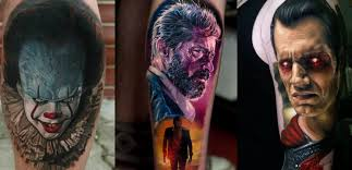 won u0027t say how many realistic tattoos that are inspired by movies