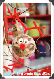 crafts in the classroom reindeer ornaments