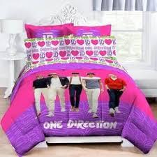 One Direction Comforter Set Confetti Peace 7 Piece Comforter Set Comforter Bath And Bedrooms