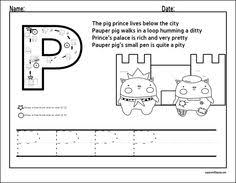 practice tracing the letter a homework worksheets and letters