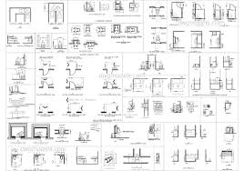 design standards for disabled people dwg free cad blocks download