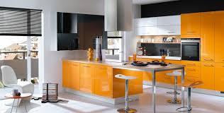 ordinary cuisine et salon moderne 5 cuisine orange et photo