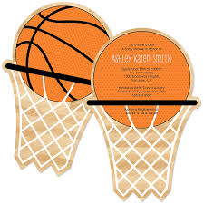 basketball baby shower nothin but net basketball shaped baby shower invitations