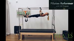 pilates trapeze table for sale pilates reformer with full trapeze equipment overview pilates