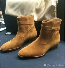 quality s boots s 30 jodhpur boots leather suede wyatt original