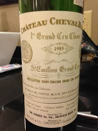 learn about chateau cheval blanc merlot me the wine raconteur