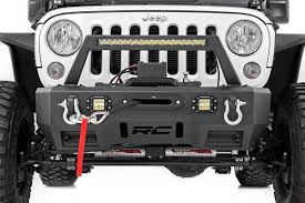prerunner jeep wrangler front bumpers bumpers u0026 tire carriers rough country suspension