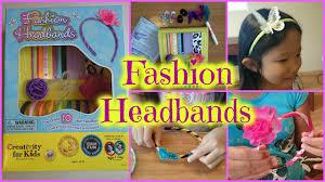 fashion headbands fashion headbands by creativity for kids