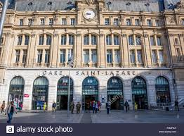 bureau de change lazare the lazare station in the european city of in