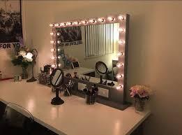 in vanity mirror zoomhollywood lighted vanity mirror large