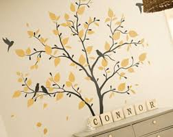 white birch tree wall decals birch trees wall decal removable