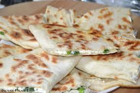 recette de cuisine turque peynirli gözleme gözleme au fromage turque