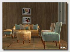 sims 2 simvention u0027s living room chairs downloads bps